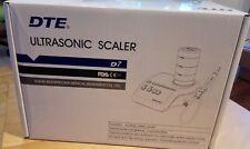 Dental scaler ad ultrasuoni dte-d7/Woodpecker ORIGINALE table Ultrasonic Scaler, CE