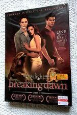 THE TWILIGHT SAGA - BREAKING DAWN - PART 1 (DVD) R-ALL, NEW, FREE POST AUS-WIDE
