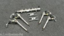 AUDI A4 8W A6 4G 190 PS 2.0 TDI Injektor Einspritzdüse 04L130764 C 04L130277 AE