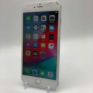 Apple iPhone 6 Plus - 64GB - Silver (Unlocked) A1522 (CDMA + GSM)