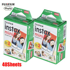 40 fogli Fujifilm Instax fotografica Album Pellicola Carta per Mini 7s 8 25 90 9