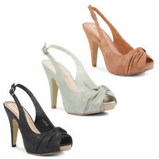 Unbranded Casual Slingbacks Heels for Women