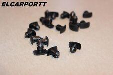10 x Motorhaube Dämmmatte Clips  VW 6K0823717  (589)