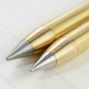 Brass Metal Pen Eternal Pen Inkless Metal Pencil Creative Sell Pen P1D2