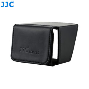 Leather LCD Screen Hood Protector Cover for Canon VIXIA HF S30 S21 S20 S200 G10