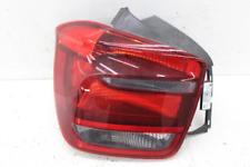 BMW 1 F20 Rear Left Side Tail Light 63217270097 NEW GENUINE