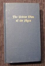 Vintage THE DIVINE PLAN OF THE AGES Dawn Bible Students NJ HC FN+ w/ Fold-Out