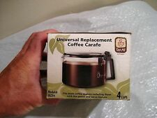 UNIVERSAL REPLACEMENT COFFEE CARAFE new in box