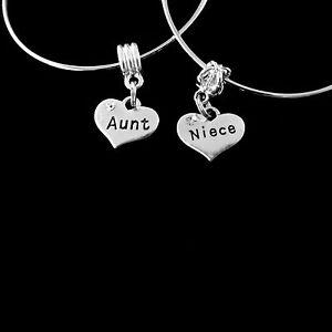Aunt and Niece bracelet set Huge sale 2 bracelets Aunt and Niece  family