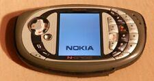Nokia n gage Gamer Portable Smartphone N Gage Type rh-29 QD