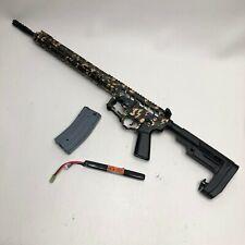 Demolition Ranch UDR-15 A R Airsoft AEG Training Rifle by EMG / F-1