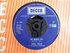 SMALL FACES MY MIND'S EYE 1st Press 1966 EX+ COPY