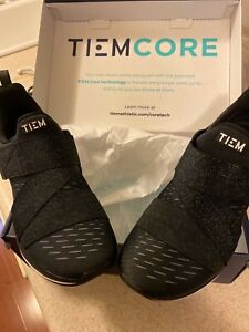 Tiem Core Tiem Latus Jet Black Women's Athletic Shoes Cycling