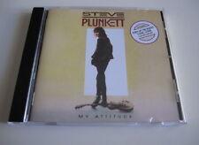 Steve Plunkett - My Attitude CD