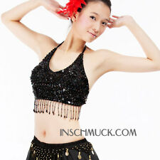 C966 Belly Dancing Belly Dancing Costume Upper Top Tribal Fusion