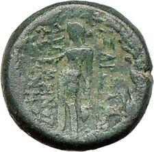 Sardes in Asia Minor 133BC Ancient Greek Coin Hercules Nude Apollo  i27756
