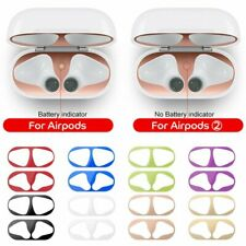 Film Sticker Dust Guard For AirPods Airpod Iron Shavings Protective Cover 1PAIR