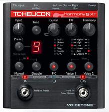 TC Electronic Pro-Audio-Signalprozessoren & -Effekte