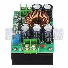 1200W 20A DC-DC Boost Converter Step-up Power Supply Module IN 10-60V OUT 12-80V