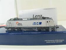 Rocky Rail RR 037025 E-Lok BR 37025 HSL via Lenz DECODER DIGITALE a369