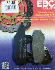 EBC/FA215 Brake Pads (RIGHT! Front) - Triumph Trident, Sprint, Tiger, Trophy 900