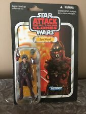STAR WARS VINTAGE COLLECTION VC30 ATTACK OF THE CLONES ZAM WESELL MOC