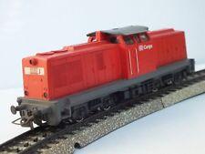 Gützold/Piko H0 EX BR 110 Diesel Lokomotive Cargo DB. Excellent Used Condition.