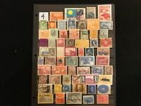 NEW !! Dealer stamp Liquidation Collectors Bargain All Different Free Ship Lot 4