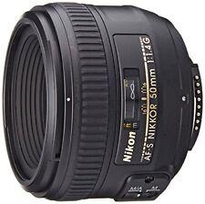 Nikon AF-S 50mm f1.4 G objetivo