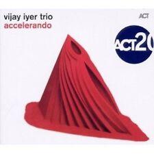 "VIJAY IYER ""ACCELERANDO""  CD NEU"