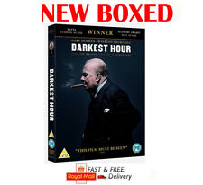 Darkest Hour DVD Brand Region 2 New & Sealed Quick Dispatch Fast postage