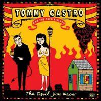 Tommy Castro - The Devil You Know [New Vinyl LP] Colored Vinyl, 180 Gram