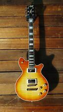 Maton Mastersound MS-2000DLX Flamed Top Iced Tea Electric Guitar *BRAND NEW*