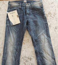 NWT PRPS Men's Jeans Indigo Style# E63P95 Size 28 Button-Fly Rambler Jeans
