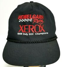 Hemelgarn Racing Xerox 1996 Indy 500 Baseball Cap/Hat Strapback
