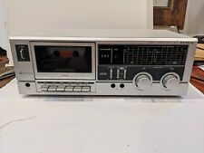 Vintage Sanyo Rd 7 Dolby System Stereo Cassette Deck Player Tested Working