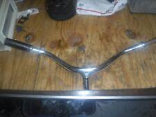 Harley Davidson hummer scat/pacer   BT BTH BU handlebars handle bars chrome