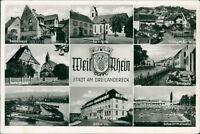 Ansichtskarte Weil am Rhein Stadt am Dreiländereck (Nr.9123)