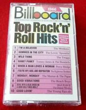 *Cassette Audio Album Billboard 1966 Top Rock'n'Roll Hits -