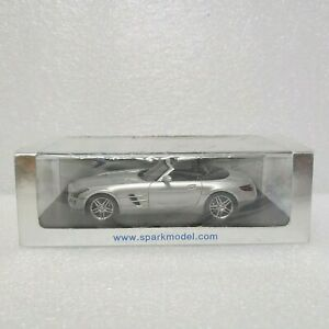 Mercedes-Benz SLS AMG Roadster 2012 Spark Model 1/43 #S1065