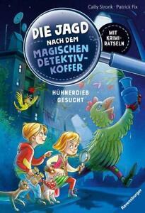 Die Jagd nach dem magischen Detektivkoffer, Band 3: Hühnderdieb gesucht! | Buch