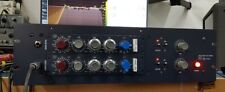 Pair of Neve 1073 Modules in Two Channel Rack Housing with DI inputs
