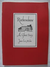 James LEES-MILNE - RUTHENSHAW. A GHOST STORY (1994)