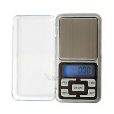 Pocket Digital Scale 200g x 0.01g Jewelry Gold Silver Grain Herb Balance Weight