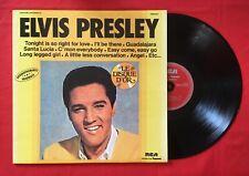 Elvis Presley Tonight Is so Right Disk D'or 6886807 VG Vinyl 33T LP