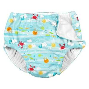 iPlay Snap Reusable Absorbent Swimsuit Diaper