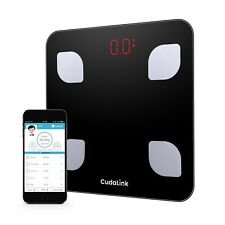 CudaLink Digital Body Fat Scale by CudaLink