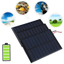 Ultra Thin Portable Solar Panel DIY Battery Module For Cell Phone Toy Charger