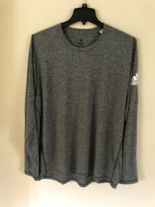 NWT Adidas Men's FreeLift ClimaLite Long Sleeve Training T-Shirt Size 2XL