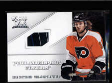 SEAN COUTURIER 2012/13 ROOKIE ANTHOLOGY LUXURY SUITE GAME STICK RELIC AB8792